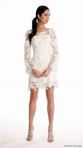 eugenia couture spring 2017 wedding dresses joy bridal With short wedding dresses 2017