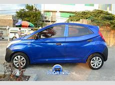 Second Hand Hyundai Eon 2014 For Sale Used Cars Philippines