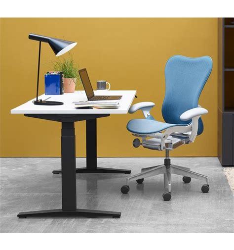 herman miller desks uk herman miller ratio height adjustable desk office chairs uk