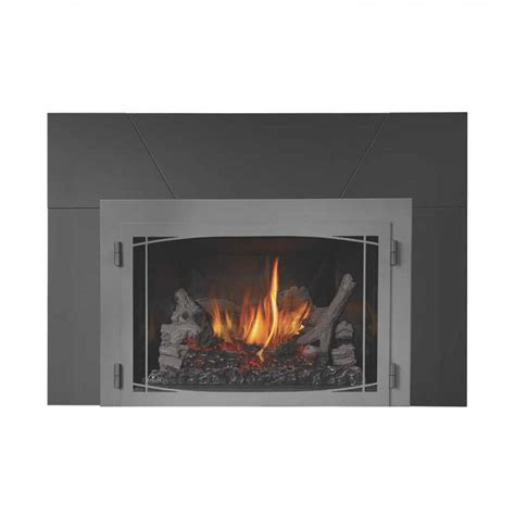 napoleon fireplace inserts napoleon xir3nsbdeluxe gas fireplace insert at