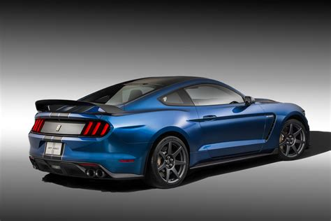 2016 Ford Mustang Shelby Gt350r  Muscle Cars News And