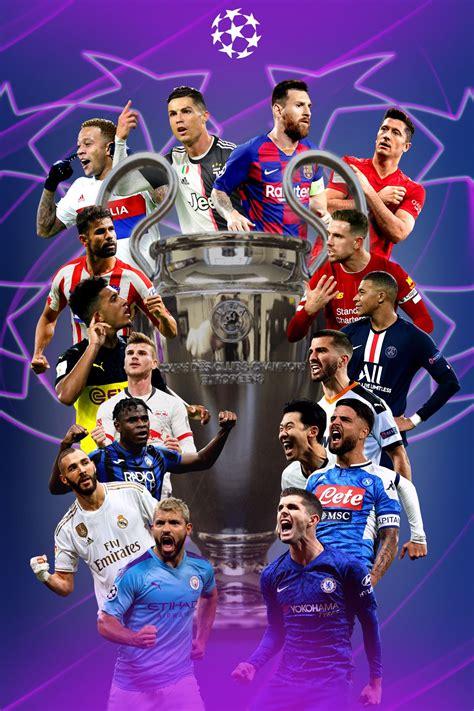 Uefa Champions League Poster | Champions league poster ...