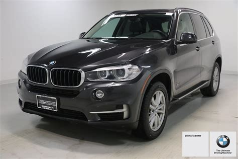 Pre Owned Bmw X5 by Certified Pre Owned 2015 Bmw X5 Xdrive35i Sport Utility In