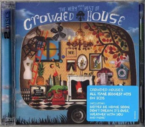 crowded house best of the best of crowded house australia 2cd kia kaha
