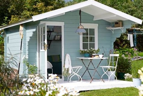 Ein Gartenhaus, Drei Varianten