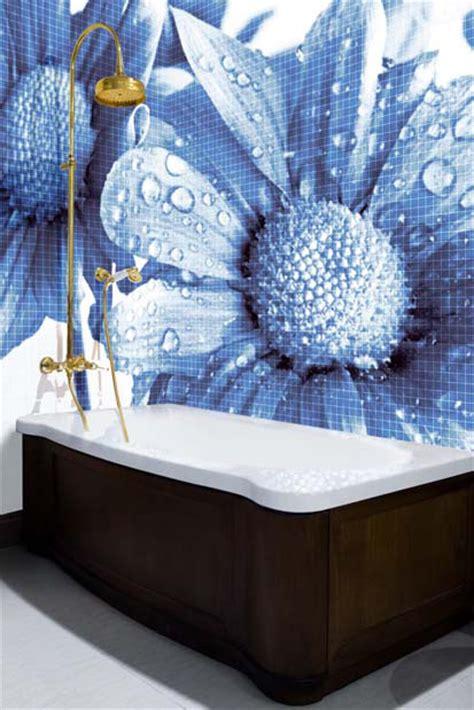 amazing mosaic bathroom tiles  glassdecor