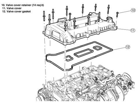 oil  spark plug wells  ford fusion ll