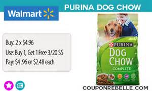 purina cat chow coupons purina chow as low as 2 48 at walmart rebelle