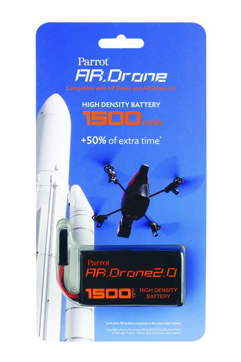 parrot ardrone  mah lipo battery lithium polymer   cell protection ebay