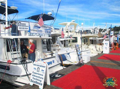 Seattle Boat Show Boats by Lake Union Boats Afloat Show Seattle Washington South