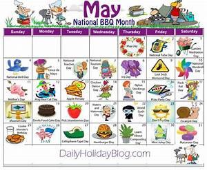Image Gallery may calendar themes