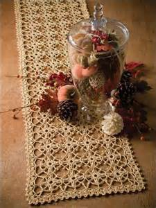 Easy Crochet Table Runner Patterns