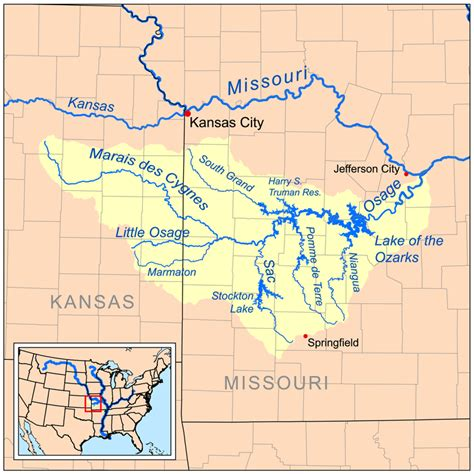 Osage River - Wikipedia