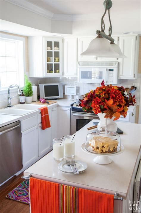 Kitchen Decor Ideas by Kitchen Fall Decor Ideas That Are Simply Beautiful