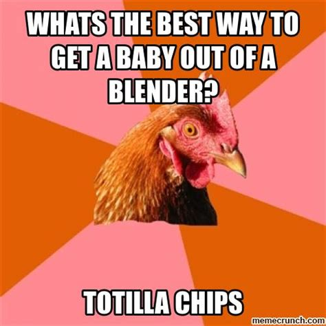 Whats The Best Way To Get A Baby Out Of A Blender?