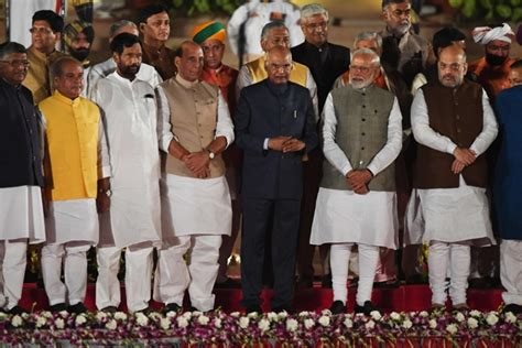 Modi New Cabinet Ministers by Cabinet Ministers Of India 2019 List Of Pm Narendra