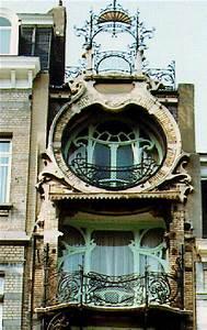 Art Nouveau Architecture : visiting bruxelles art nouveau ~ Melissatoandfro.com Idées de Décoration