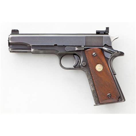 Accurived Wwii Era Colt Model 1911 A1 Pistol