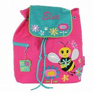 sac a dos abeille personnalise une idee de cadeau With déco chambre bébé pas cher avec les maux de dos avis