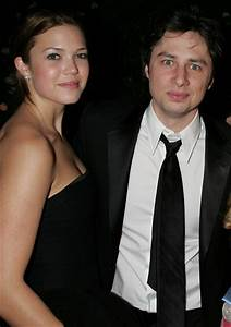Mandy Moore and Zach Braff - Surprising Celebrity Couples ...