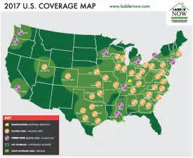 2017 Coverage Map