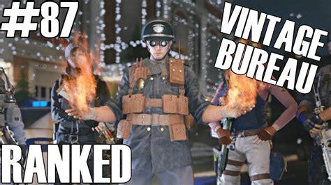 vintage siege rainbow six siege ranked the vintage bureau