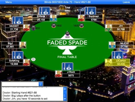 card club home poker games  faded spade playing