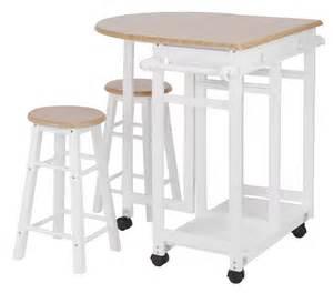 table bar avec 2 tabourets de bar