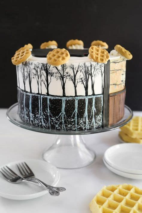 Stranger Things Eleven Cake | Eleven stranger things, Cake ...