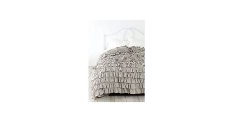 Home Decor Items Shopping by Shopping For Ruffles On Home Decor Items Popsugar Home