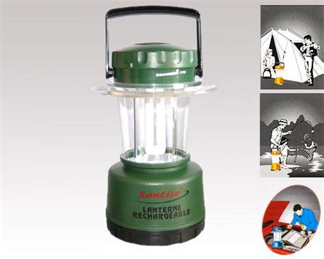 lanterne de cing rechargeable lanterne de secours rechargeable ru 811 pa