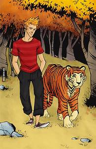 Grown Up Calvin And Hobbes - 9GAG