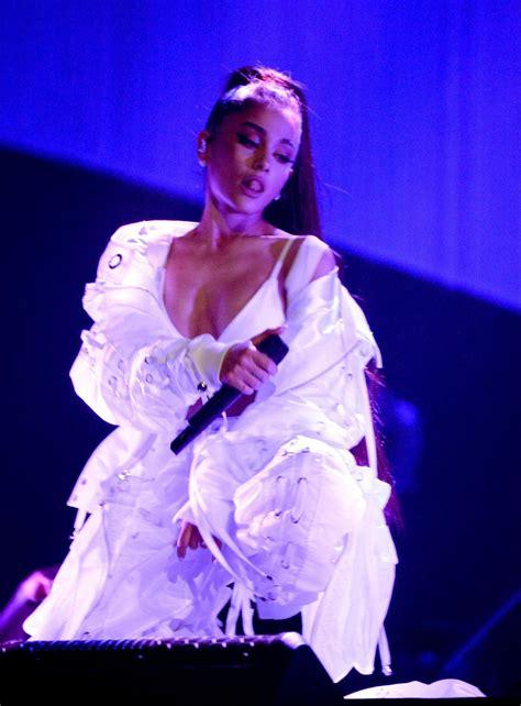 Ariana Grande - Performs at Dangerous Woman Tour in Phoenix 2/3/ 2017
