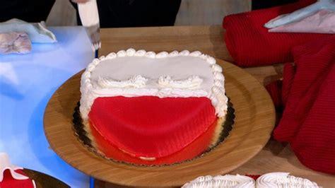 christmas stories for boss 3 easy steps for creating the cake santa cake abc news