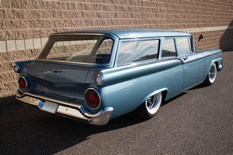 ford usa 1959 country sedan 4door station wagon the 1959 ford ranch wagon 2 door 116112