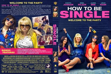 How To Be Single  Dvd Covers & Labels By Covercity
