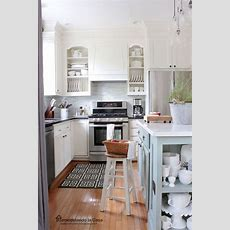 Diy Budget Kitchen Makeovers  One Project At A Time • The