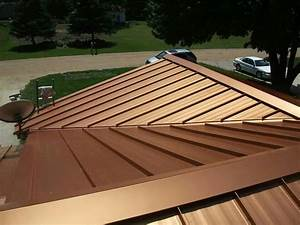 Our Steel Roof. Color: Copper Penny | My Home Improvements ...
