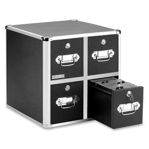 dvd cabinet with drawers 4 drawer vaultz cd cabinet ideastream vz01049 idevz01049