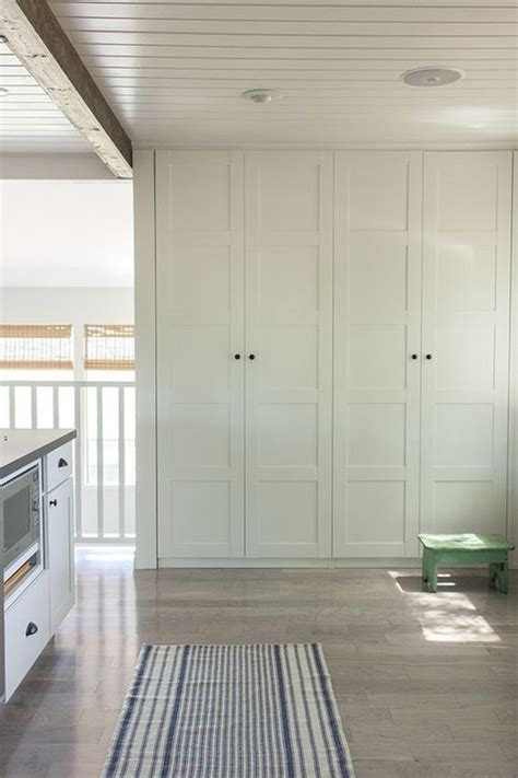 issues  tall pantry cabinet doors