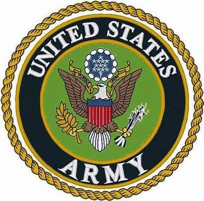 Army Military Emblem Seal Clip Veteran Emblems
