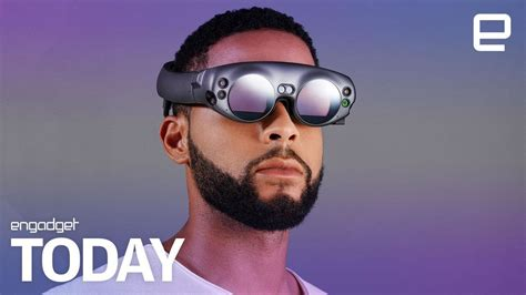 this is magic leap s mixed reality headset