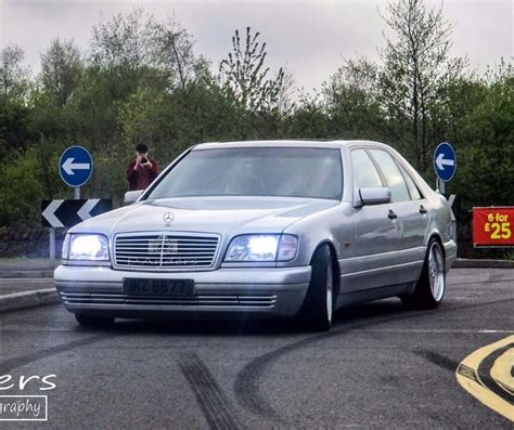 mercedes black leather mercedes s280 auto lowered amg black leather in grangetown cardiff gumtree