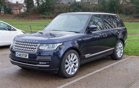 Range Rover (l405) Wikipedia