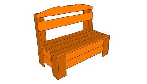 outdoor storage bench plans  outdoor plans diy
