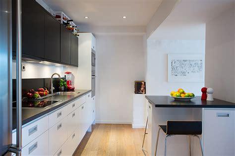 Swedish Modern House Kitchen  Interior Design Ideas
