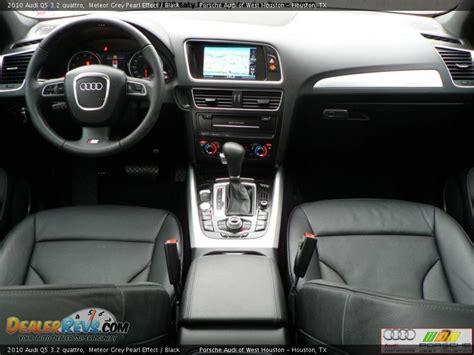 audi dealership interior black interior 2010 audi q5 3 2 quattro photo 13