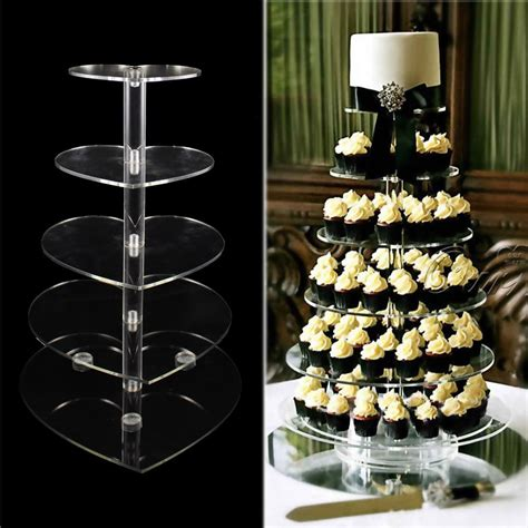 buy wholesale crystal cake stand  china crystal