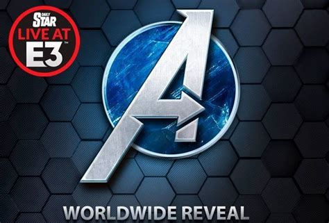 Avengers Game Release Date E3 2019 Reveal