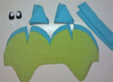 Fleece Hat Template by Fleece Dino Hat 183 How To Make A Baby Hat 183 Decorating And